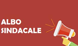 Albo Sindacale - IISS Fazzini Giuliani Vieste